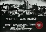 Image of Founding of Seattle Washington Seattle Washington USA, 1917, second 10 stock footage video 65675048827
