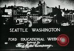 Image of Founding of Seattle Washington Seattle Washington USA, 1917, second 11 stock footage video 65675048827