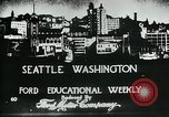 Image of Founding of Seattle Washington Seattle Washington USA, 1917, second 12 stock footage video 65675048827