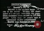 Image of Pictorial of Seattle Seattle Washington USA, 1917, second 10 stock footage video 65675048828