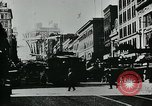 Image of downtown Seattle Washington USA, 1917, second 5 stock footage video 65675048829