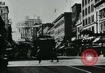 Image of downtown Seattle Washington USA, 1917, second 6 stock footage video 65675048829
