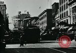 Image of downtown Seattle Washington USA, 1917, second 7 stock footage video 65675048829