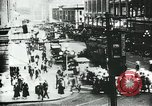 Image of downtown Seattle Washington USA, 1917, second 2 stock footage video 65675048830