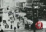 Image of downtown Seattle Washington USA, 1917, second 3 stock footage video 65675048830