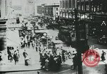 Image of downtown Seattle Washington USA, 1917, second 6 stock footage video 65675048830
