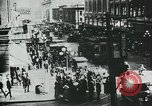 Image of downtown Seattle Washington USA, 1917, second 7 stock footage video 65675048830