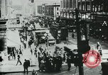 Image of downtown Seattle Washington USA, 1917, second 9 stock footage video 65675048830