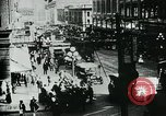 Image of downtown Seattle Washington USA, 1917, second 11 stock footage video 65675048830
