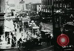 Image of downtown Seattle Washington USA, 1917, second 12 stock footage video 65675048830