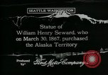Image of William Henry Seaward Seattle Washington USA, 1917, second 9 stock footage video 65675048831