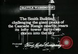 Image of Smith Tower soon after completion Seattle Washington USA, 1917, second 7 stock footage video 65675048833