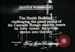 Image of Smith Tower soon after completion Seattle Washington USA, 1917, second 8 stock footage video 65675048833