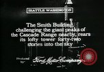 Image of Smith Tower soon after completion Seattle Washington USA, 1917, second 9 stock footage video 65675048833