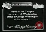 Image of University of Washington Seattle Washington USA, 1917, second 6 stock footage video 65675048836