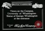 Image of University of Washington Seattle Washington USA, 1917, second 12 stock footage video 65675048836