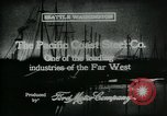 Image of Pacific Coast Steel Company Seattle Washington USA, 1917, second 9 stock footage video 65675048843