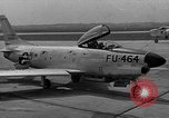 Image of F-86 D aircraft United States USA, 1950, second 1 stock footage video 65675048849