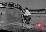 Image of United States F-86 aircraft Ohio United States USA, 1950, second 12 stock footage video 65675048853