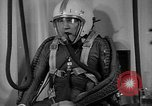 Image of test pilot Ohio United States USA, 1950, second 1 stock footage video 65675048857