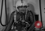 Image of test pilot Ohio United States USA, 1950, second 4 stock footage video 65675048857