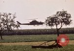 Image of AH-1G helicopter Germany, 1977, second 2 stock footage video 65675048889