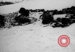 Image of Digging common grave Russia, 1915, second 8 stock footage video 65675048905