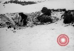 Image of Digging common grave Russia, 1915, second 11 stock footage video 65675048905
