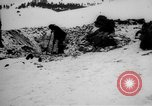 Image of Digging common grave Russia, 1915, second 12 stock footage video 65675048905