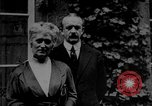 Image of a Man and woman pose Europe, 1923, second 1 stock footage video 65675048909