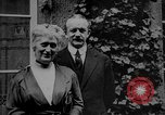 Image of a Man and woman pose Europe, 1923, second 2 stock footage video 65675048909