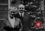 Image of a Man and woman pose Europe, 1923, second 4 stock footage video 65675048909