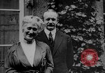 Image of a Man and woman pose Europe, 1923, second 5 stock footage video 65675048909
