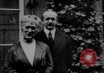 Image of a Man and woman pose Europe, 1923, second 6 stock footage video 65675048909