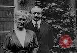 Image of a Man and woman pose Europe, 1923, second 7 stock footage video 65675048909