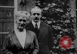 Image of a Man and woman pose Europe, 1923, second 8 stock footage video 65675048909