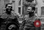 Image of American negro soldiers United States USA, 1919, second 1 stock footage video 65675048910