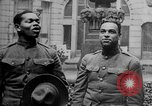 Image of American negro soldiers United States USA, 1919, second 3 stock footage video 65675048910