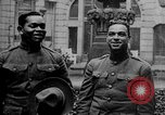 Image of American negro soldiers United States USA, 1919, second 4 stock footage video 65675048910
