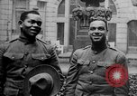 Image of American negro soldiers United States USA, 1919, second 5 stock footage video 65675048910