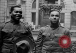 Image of American negro soldiers United States USA, 1919, second 6 stock footage video 65675048910