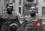 Image of American negro soldiers United States USA, 1919, second 7 stock footage video 65675048910