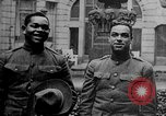 Image of American negro soldiers United States USA, 1919, second 8 stock footage video 65675048910