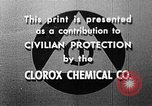 Image of gas attack United States USA, 1943, second 8 stock footage video 65675048915