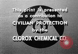 Image of gas attack United States USA, 1943, second 10 stock footage video 65675048915