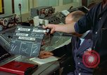 Image of red phones at Strategic Air Command United States USA, 1961, second 1 stock footage video 65675048945