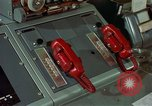 Image of red phones at Strategic Air Command United States USA, 1961, second 5 stock footage video 65675048945
