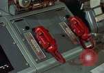 Image of red phones at Strategic Air Command United States USA, 1961, second 10 stock footage video 65675048945