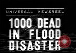 Image of flood relief United States USA, 1937, second 2 stock footage video 65675048957