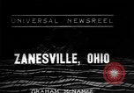 Image of flood Zanesville Ohio USA, 1937, second 1 stock footage video 65675048958
